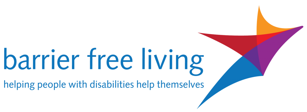 Barrier Free Living logotype
